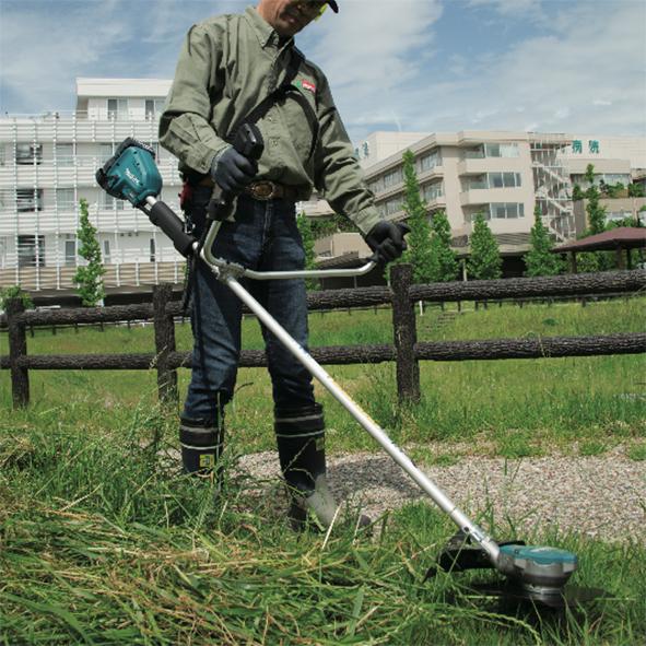 牧田锂电池割草机