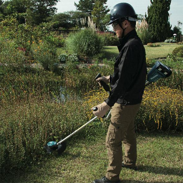 充电式割草机
