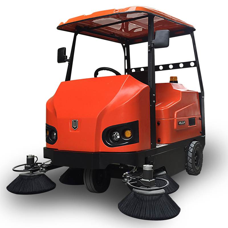 電動駕駛式掃地機_偉頓W1880