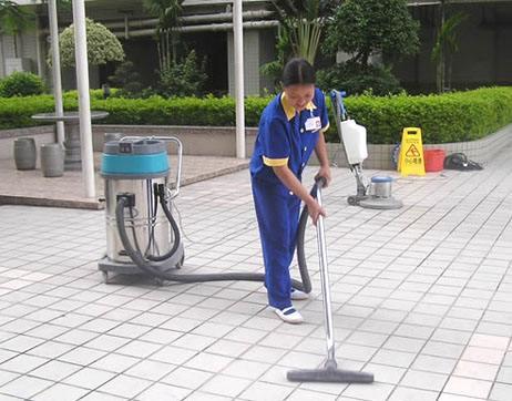 物业公司保洁方案