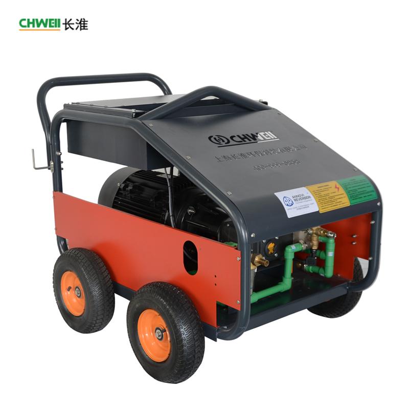 500公斤超高压清洗机搅拌车水泥罐车清洗喷砂除锈除漆