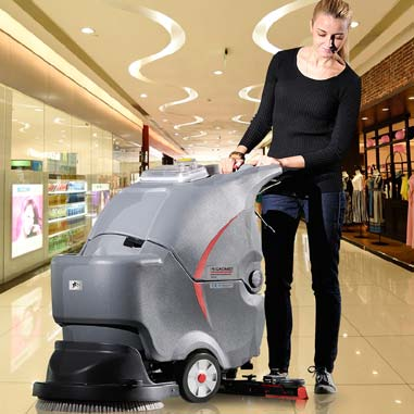 手推式洗地机 高美GM50B