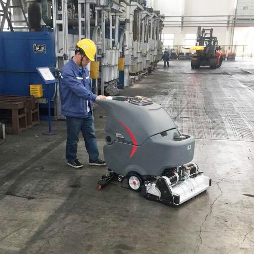 工厂使用洗扫一体机GM65RBT