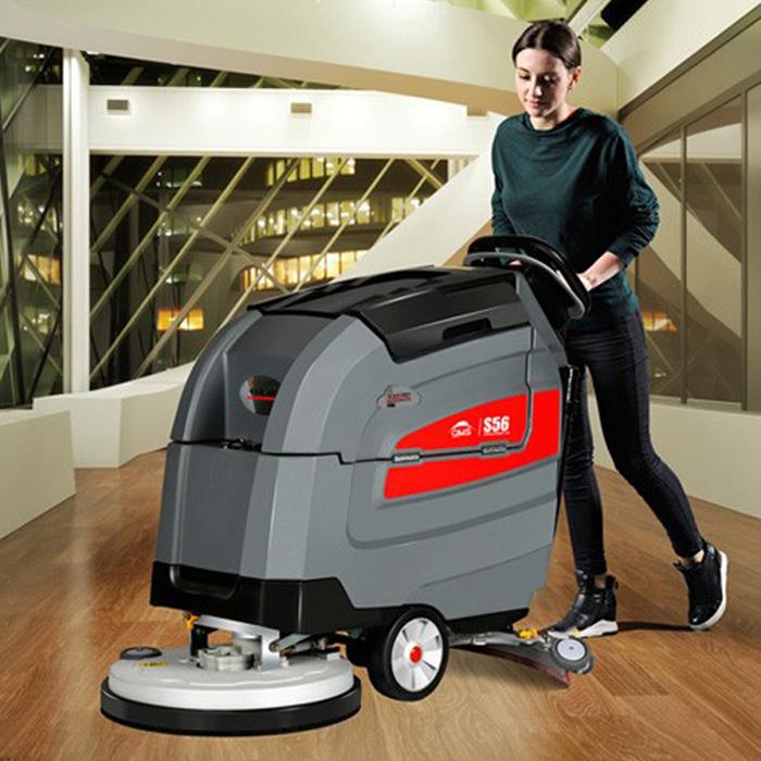 手推式电动洗地机智慧系列GMS56