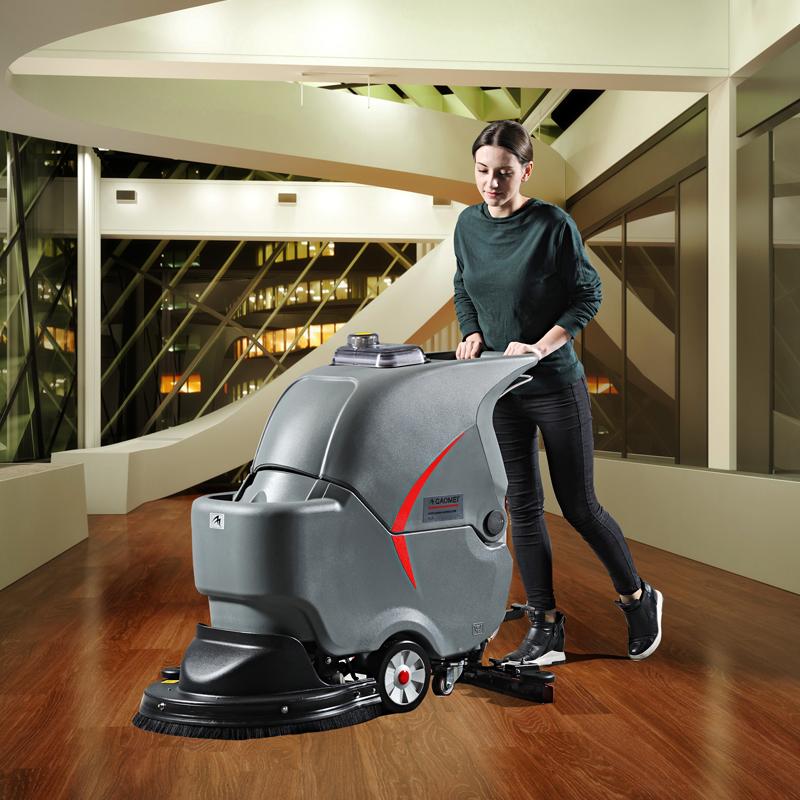 智慧型手推式洗地机  S56B高美