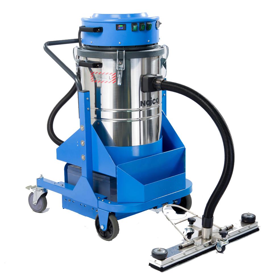 电瓶充电器工业吸尘器/吸玻璃渣铁屑颗粒物大功率吸尘器D70