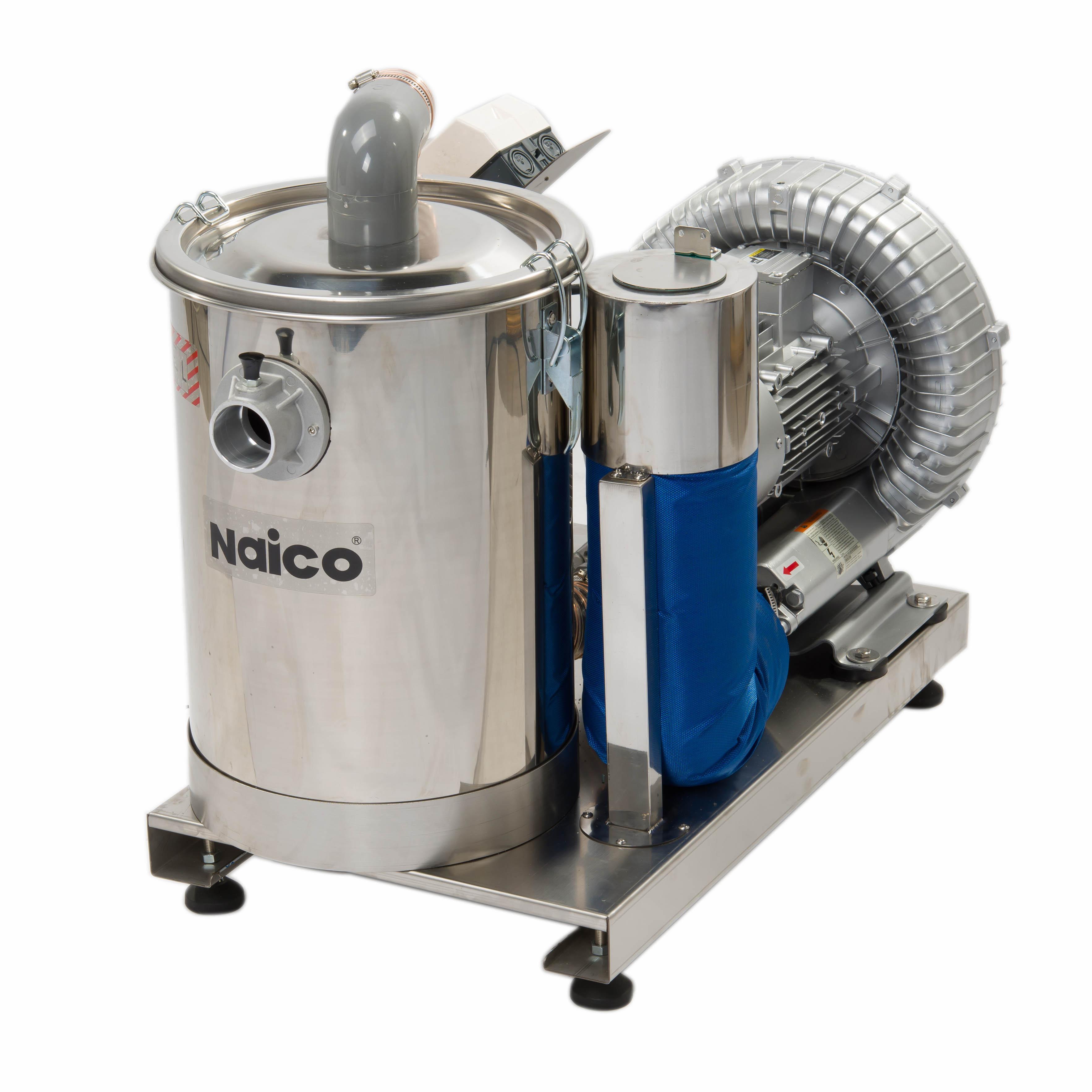 固定式工业吸尘器制药食品轻工业大功率吸尘机 D2230