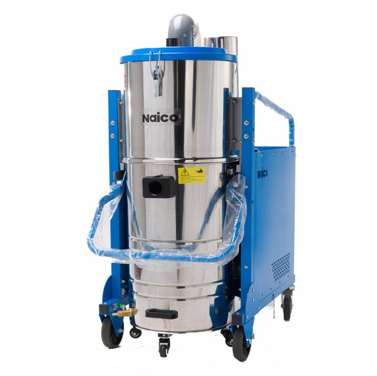 大功率工业吸尘器三相粉尘工厂吸尘器吸碎屑颗粒切屑NT90