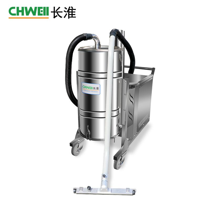 紡織行業工業吸塵器_服裝廠棉廠吸塵器