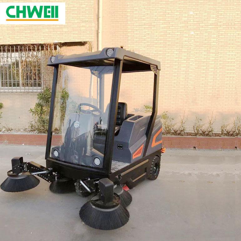 武汉电动扫地车_工厂扫地机_物业扫地车CH-S1900