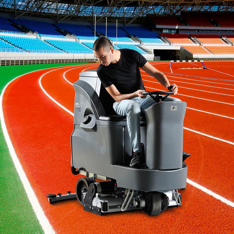 驾驶式洗扫一体机GM110BTR80高美