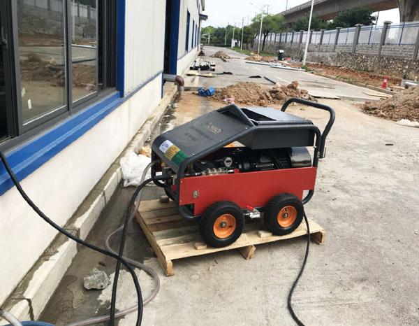 长淮500公斤高压清洗机