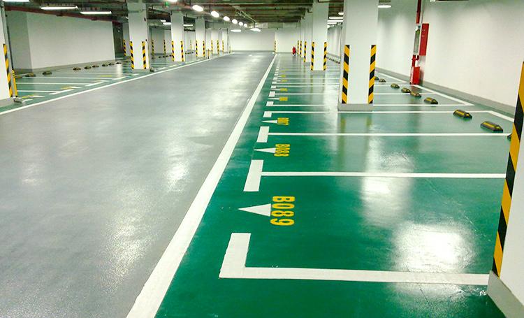 地下停车场的清洁方案
