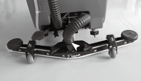 洗地机吸水扒胶条