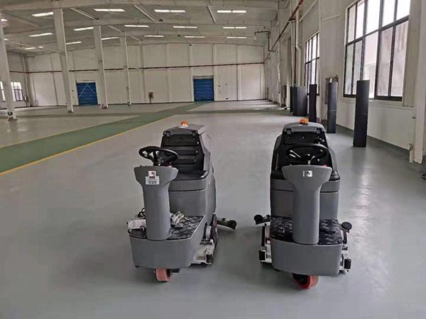 GMRMINI高美中小型洗掃一體機丨駕駛式洗地車