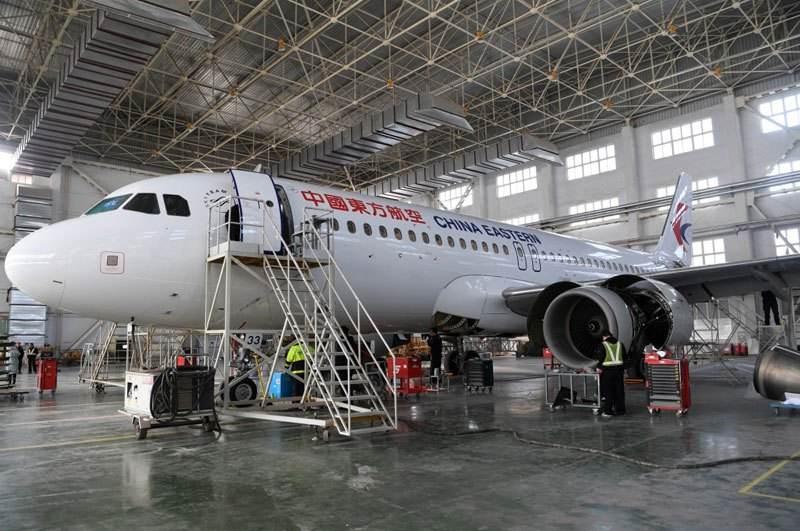 飞机的大修和检修